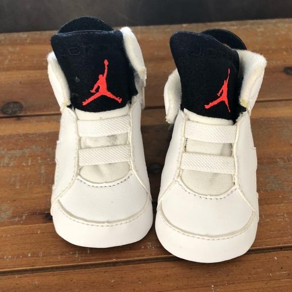 Nike Air Jordan crib shoes b623b4bf3